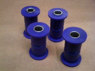 96 V4 & 2 Stroke Rear Support Arm to Axle Bush, Poly 4X In Kit.
