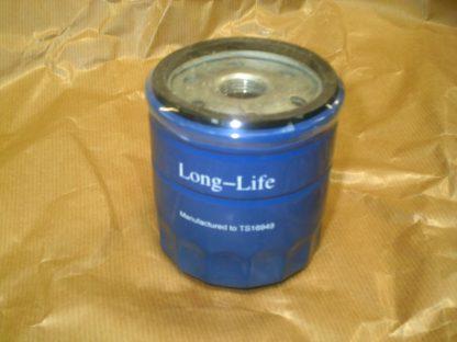 96 V4 Oil Filter (Small Long Life) Blue