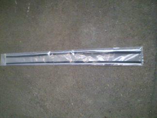 96 V4 & 2 Stroke Door Weatherseal Inner, Door to Glass, Either Side, (each)