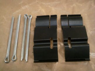 96 V4 Front Pad Plate & Pin Kit (both sides included)